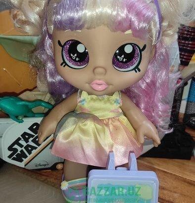 Кукла единорог-принцесса Mystabella Kindi