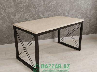 Стол для офиса в стиле ЛОФТ. Loft.