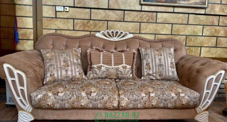 Мебель — стенка и мягкая мебель