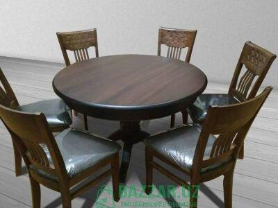 Кухонные столы и стулья от производителя по приемл