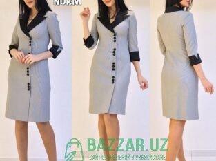 Классическое очень красивое платье (Турция)