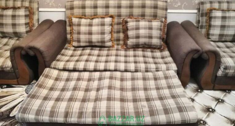 Кресло — диван продам