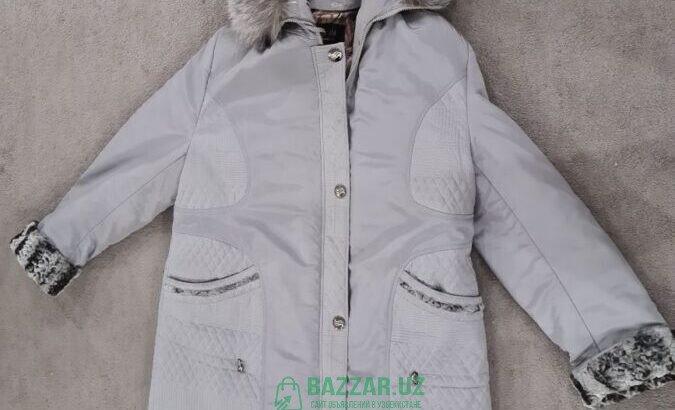 Куртка-полупальто