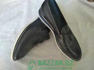 Обувь мужская.новые не одевали, мягкие удобные.