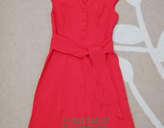 Платье стильное летнее