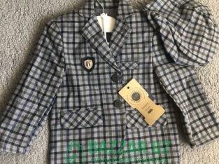 Пиджак на 1 годик Турция