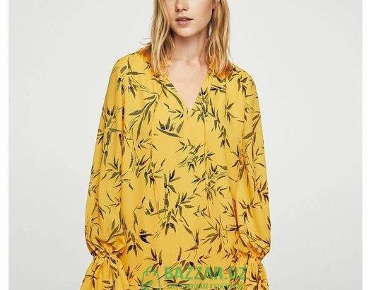 Шикарное новое платье от Mangо