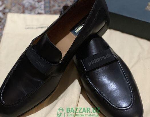 Продам Итальянские мужские туфли PAKERSON