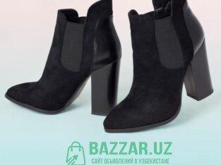 Ботинки, 35 размер