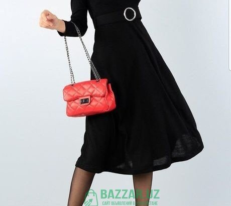 Милое черное платье