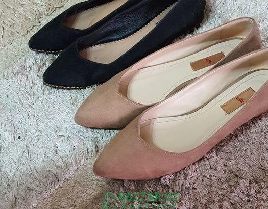 Женская обувь балетки 39 размера