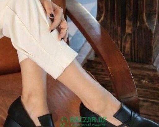 Женские туфли. Кожа. Турция. Размер 41